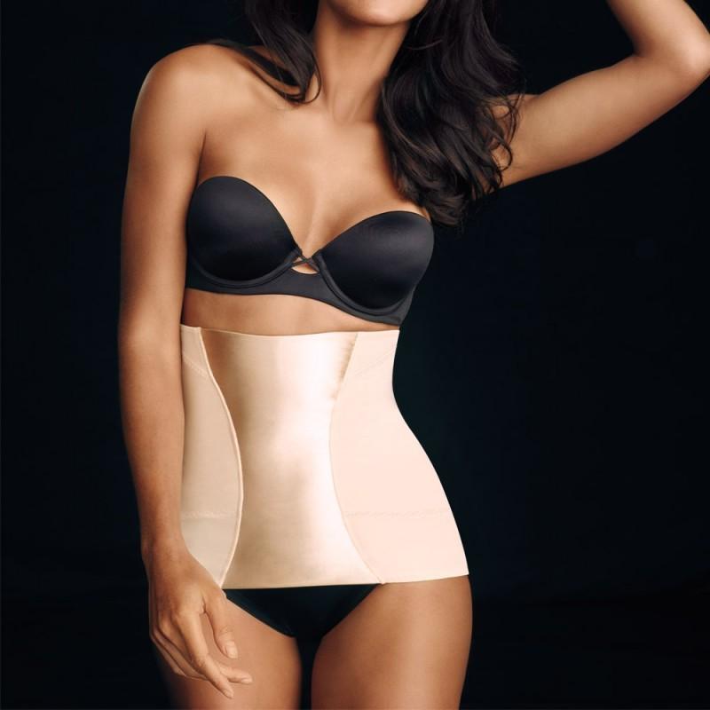 Faja tubular Maidenform afinador reductor de abdomen y cintura.