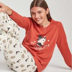 Pijama mujer brujita Hello...