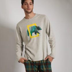 Pijama hombre National...