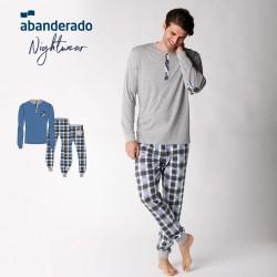 Pijama algodón hombre...