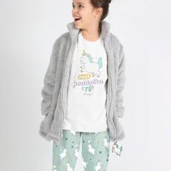Pijama niña algodón Mr....